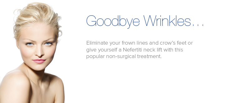 Anti-wrinkle Treatment